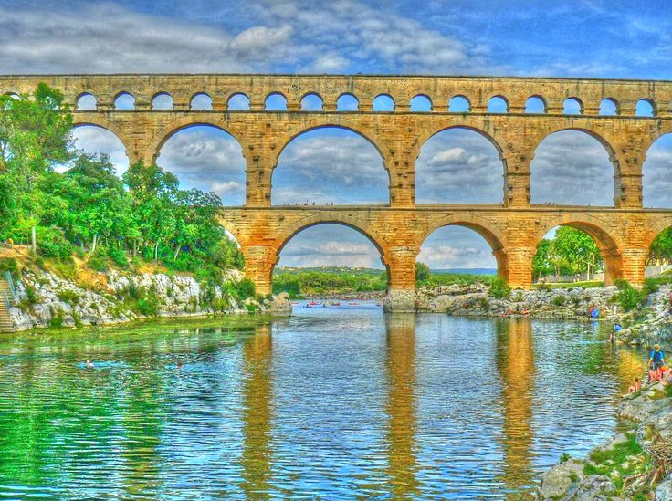 Provenza - Pont du Gard