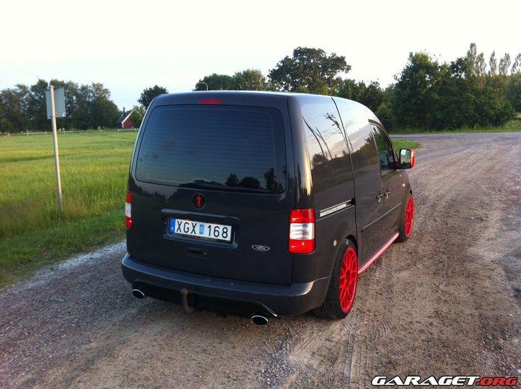 Garaget | Volkswagen Caddy (2006)