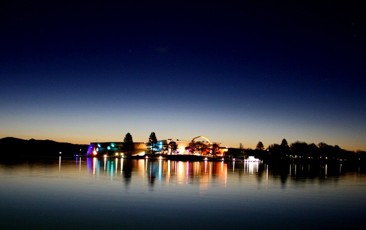 The National Museum: Canberra, Australia (un edited)