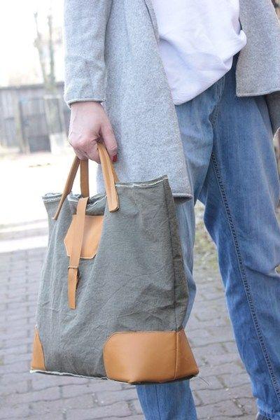 Torba tote Bag  w By - Gonyia na DaWanda.com