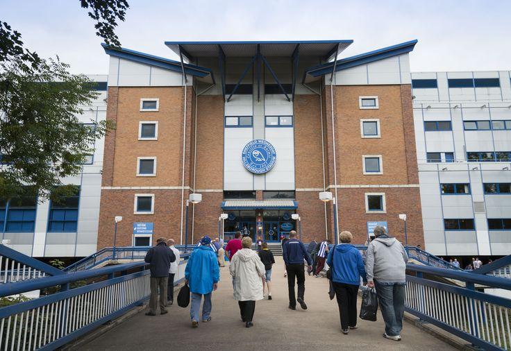 Sheffield Wednesday Football Ground Hillsborough