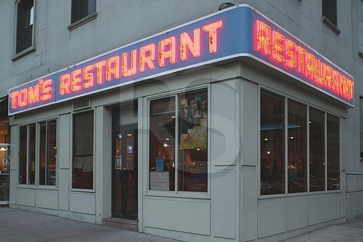 Tom's restaurant.  112th and Broadway.  Where Seinfeld hung out.  Soup nazi is on west 55th.