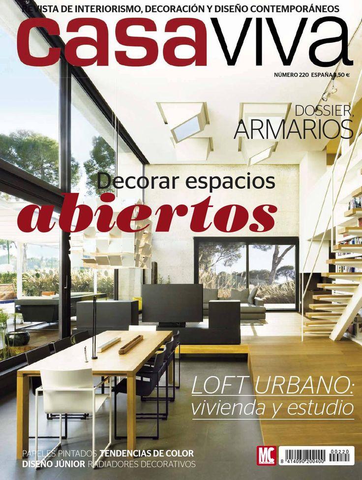 Revistas decoracion hogar great find partes del cuadro de for Reloj cocina casa viva