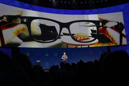 Mark Zuckerberg Sees Augmented Reality Ecosystem in Facebook