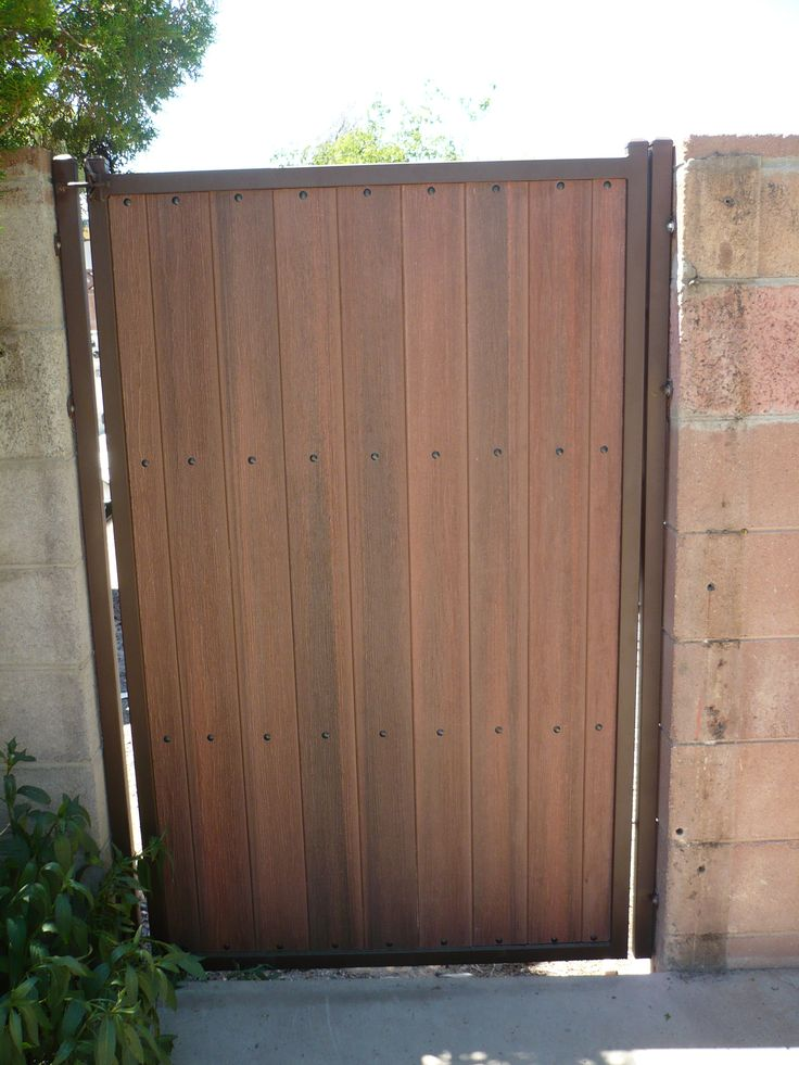 Dcs Industries Custom Gates Metal Gates Wooden Gates