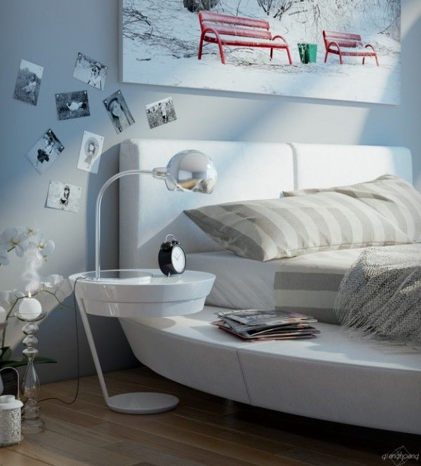 Top 5 Modern Bedrooms Designs By Writers Sunny Bedroom