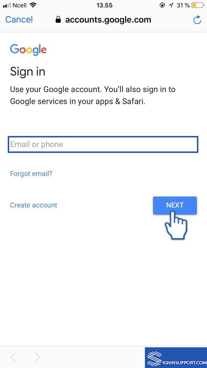 Gmail New Account Sign In Login With Different User Gmail Sign Gmail Sign Up Gmail Sign In Login Sign in to your account