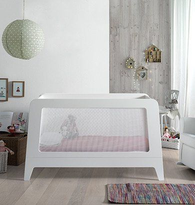 juvi convertible crib modern baby - Modern Baby Cribs
