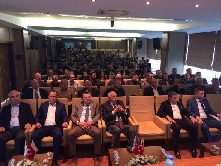 """Odamız Yönetim Kurulu Başkan Yardımcısı İsmail Köroğlu """"Kırsal Kalkınma Destekleri Kapsamında Tarıma Dayalı Yatırımların Desteklenmesi"""" Toplantısına Katıldı"""