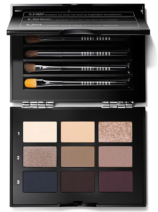 Best Fall 2016 Makeup Palettes: Bobbi Brown 'Everything Eyes' Palette