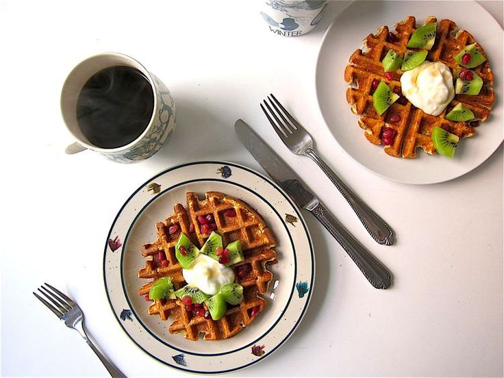 Cottage Cheese Oat Waffles: A High Protein, Low Sugar Morning Treat