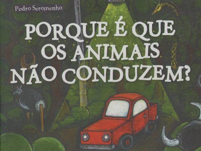 Por que os animais não dirigem a apresentação do ppt   – Livros Infantis