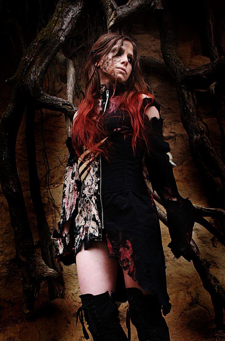 Goddess Hel from... hell.