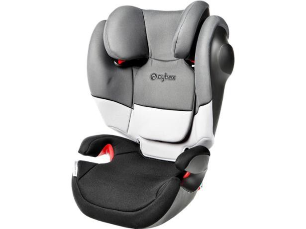 Cybex M Fix Booster Seat Solution M Fix High Back Booster Seat Optimal Protection For The Older Little Ones As A Membe Car Seats Booster Seat Child Car Seat