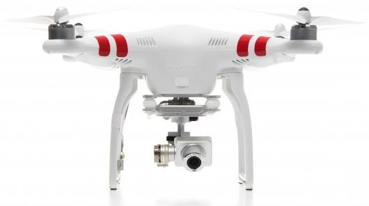 DJI promises a steadier shot, with the Phantom 2 Vision+ quadcopter