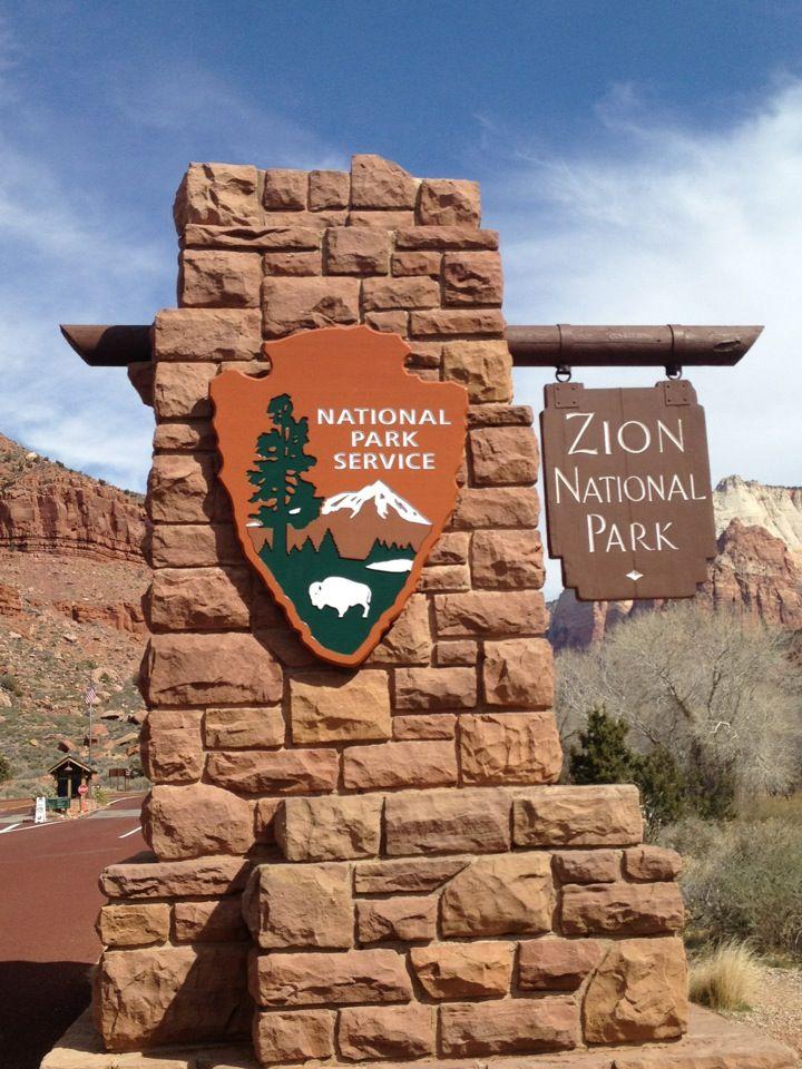 Zion National Park in Springdale, UT