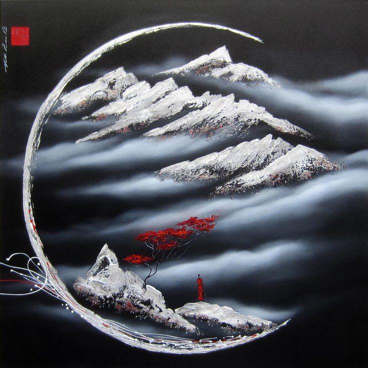Luminescence de paix (Swarovski) - Beaupré, Martin - Artistes - Galerie Beauchamp