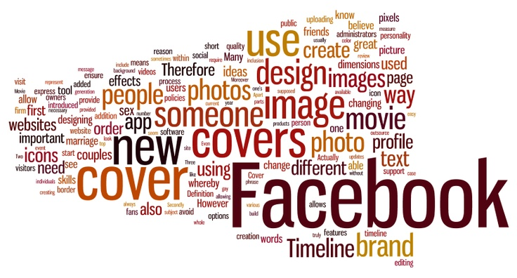 How to make a word cloud Timeline cover