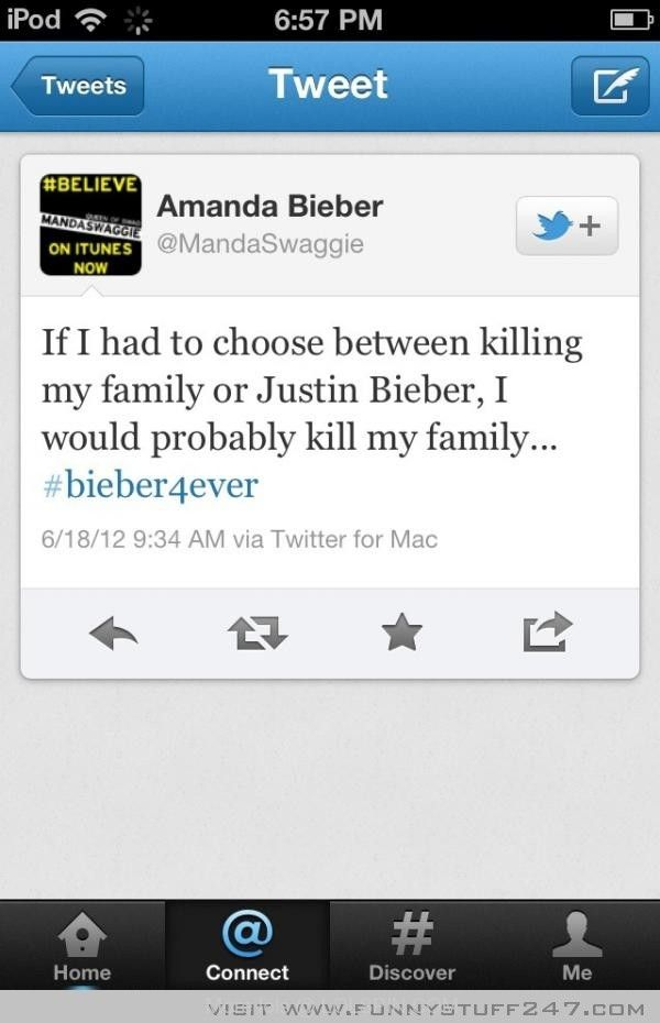 All faith in humanity is lost..