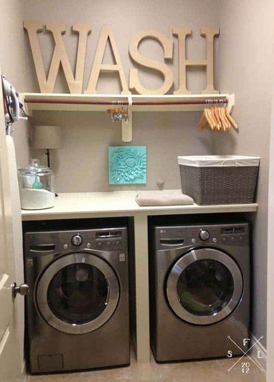 Laundry Organization Panosundaki Pin