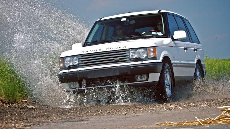 P38 Range Rover | por Dan McVicker