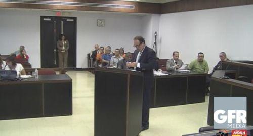 EN VIVO: Agente federal habla sobre confesiones de El...