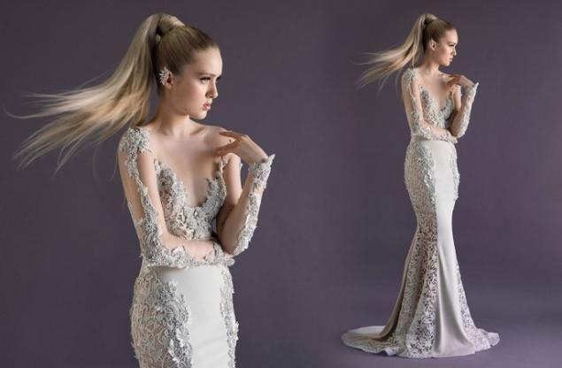 Обворожительно нежная и романтичная коллекция великолепных вечерних платьев Haute Couture осень-зима 2014-2015 от талантливого австралийского дизайнера Paolo Sebastian. Женственные, утонченные вечерние образы заколдовывают своей неописуемой легкостью и таинственной красотой!