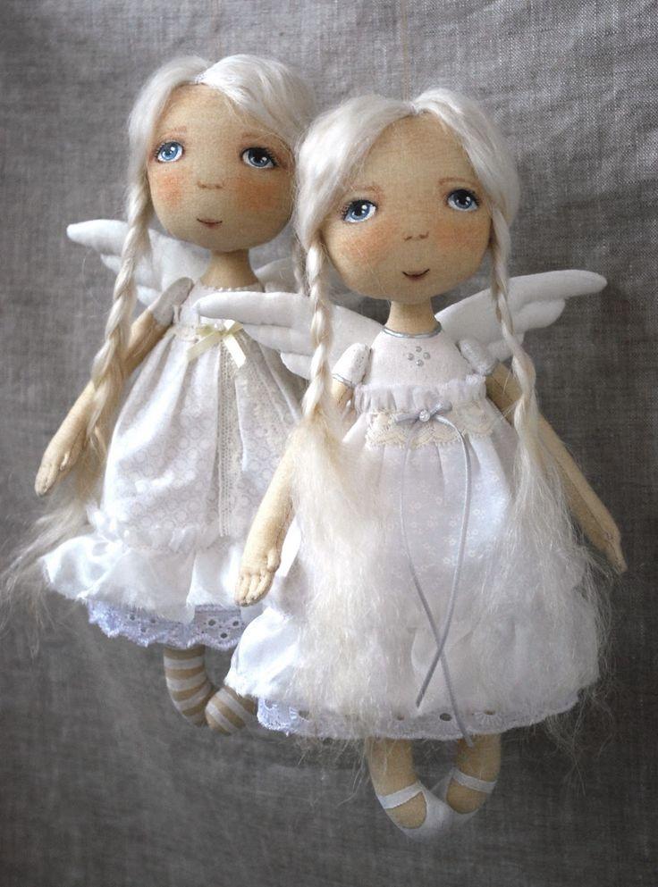 Troy's Toys: Ангелочки-девочки