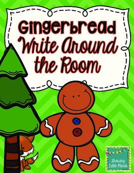Looking for a fun literacy center that will get your kids up and moving while they are still learning? Write Around the Room is a center that I use in my Kindergarten classroom. Students walk around the room and find words and copy them onto their paper.