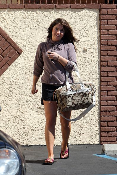 """Bristol Palin Photos - Bristol Palin at the CBS Dance Studios in Los Angeles for 'Dancing With The Stars"""" Rehearsal. - Kyle Massey and Lacey Schwimmer at the CBS Dance Studios"""