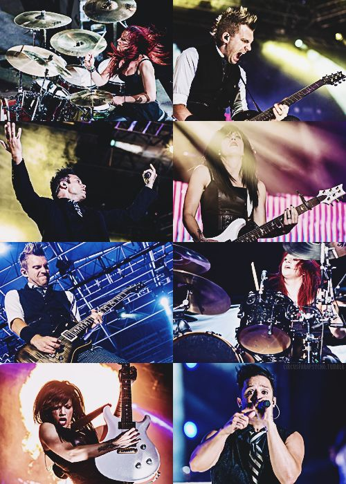 Skillet--they are not just a band...they are my life