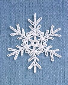 Crochet Snowflake Patterns Free Easy : 17 Best images about crochet snowflakes on Pinterest ...