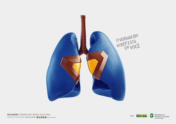 Doação de Órgãos on Behance