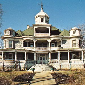 Shiloh house in Benton Harbor, Michigan