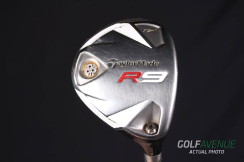 TaylorMade R9 Fairway 4 Wood 17 Regular Right-H Graphite Golf Club #17941