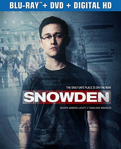 Snowden (Blu-ray  DVD  Digital HD)