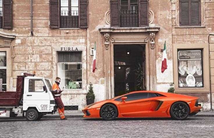 Lamborghini Aventador by Ingo Barenschee