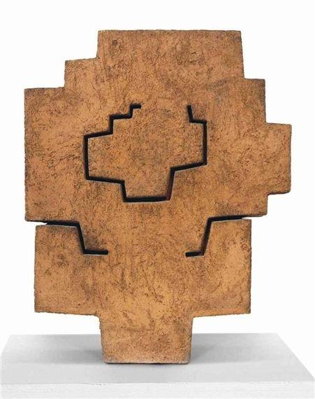 Lurra XXXIII (Earth XXXIII), 1979 Eduardo Chillida