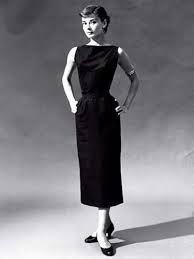 La petite robe noir di chanel