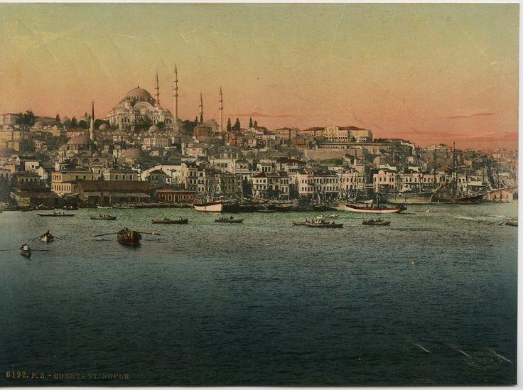 P.Z. Algérie, Constantinople    #Afrique_Africa #Algérie