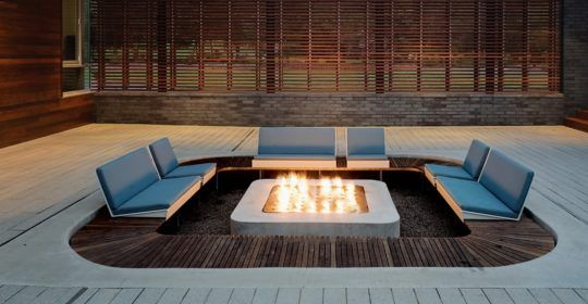 8 Exquisite Fire Pit Designs For Your Gardens And Outdoors