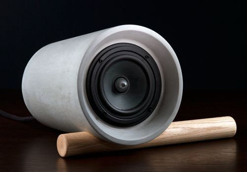 Jack Speaker is a minimal design created by Australia-based designer Ben Wahrlich. Jack is a stand alone speaker individually hand crafted f...