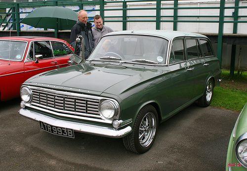 Vauxhall Victor FB