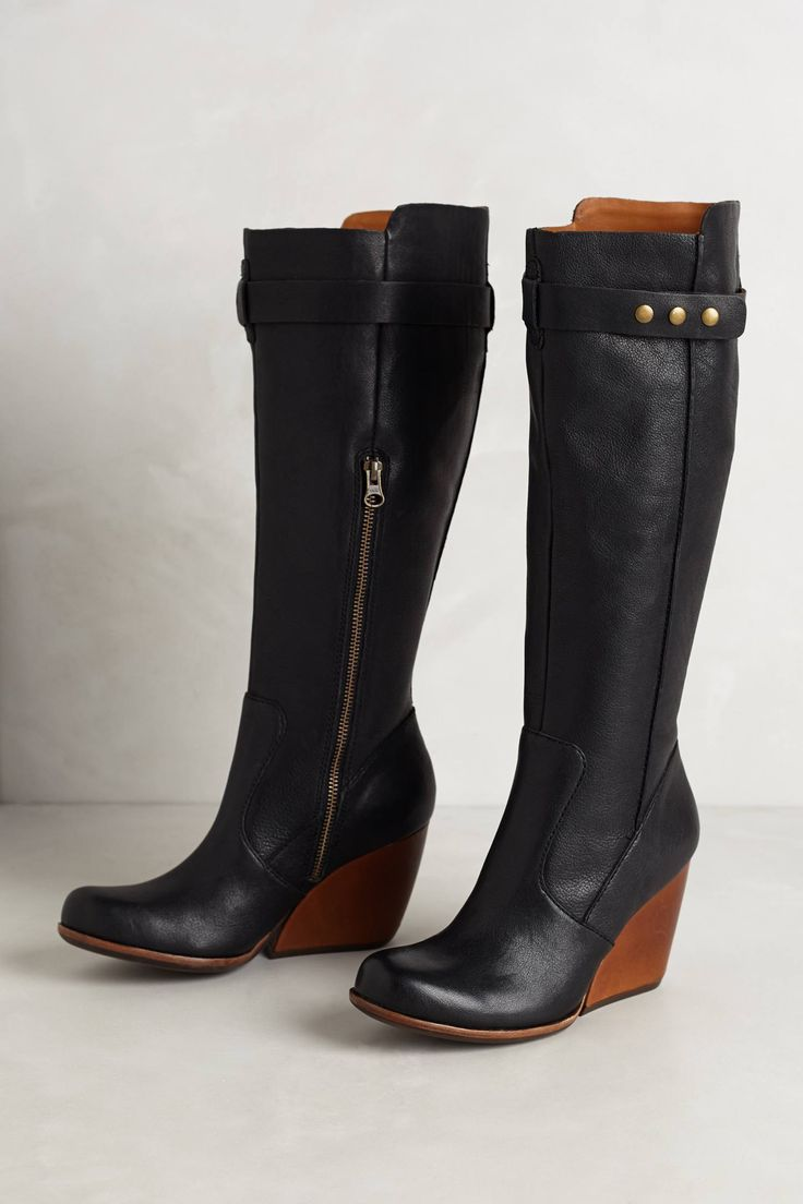 Brass Tacks Boots - anthropologie.com
