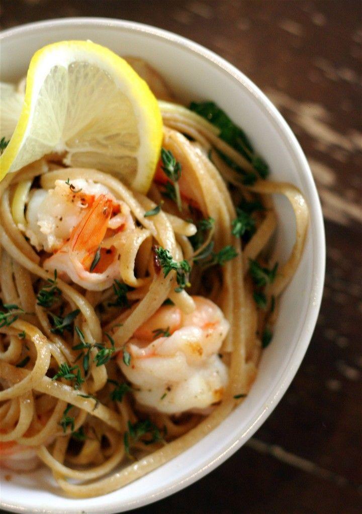 with Shrimp and Lemon Oil | Pasta Dishes | Pinterest | Lemon Oil ...