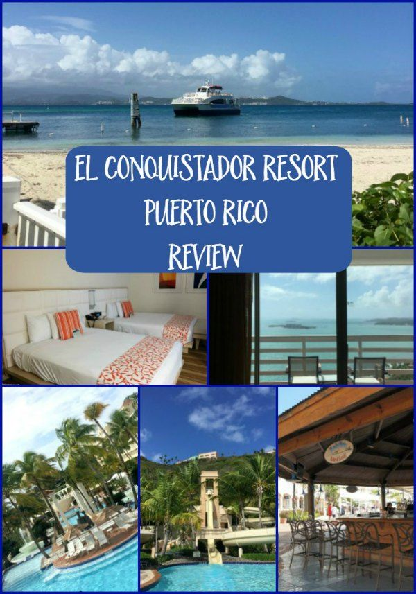 A review of the El Conquistador - A Waldorf Astoria Resort - located in Puerto Rico.