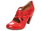 Tons of red wedding shoes!