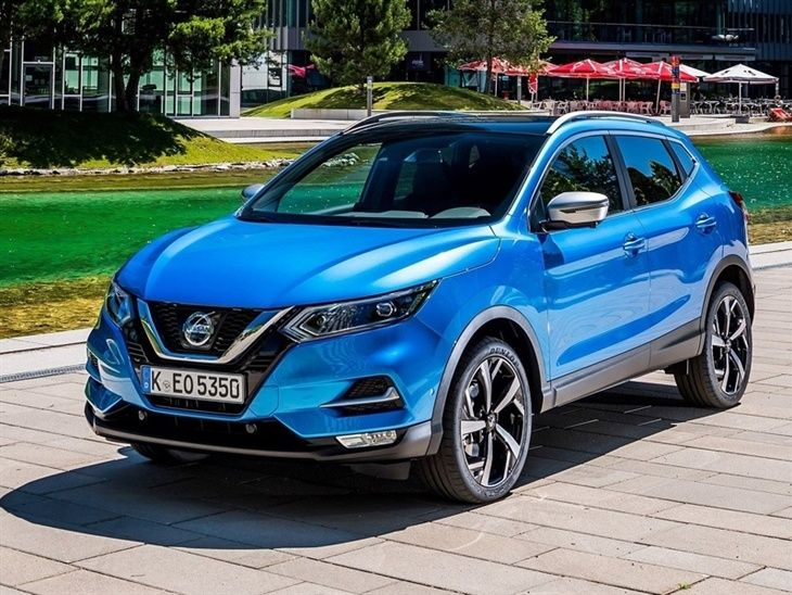 Nissan Qashqai 1 5 Dci N Connecta Glass Roof Pack Lease Nationwide Vehicle Contracts Nissan Qashqai Nissan Cars Nissan