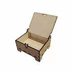 На сайте вы можете скачать макеты для лазерной, фрезерной резки коробочек, шкатулок, ящиков и многого другого.