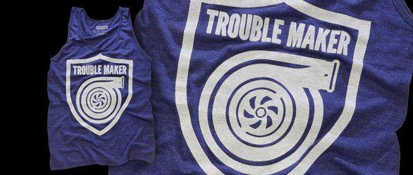 Trouble Maker Tank – Car Throttle Shop